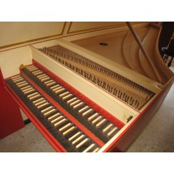Clavecin Double Patureau